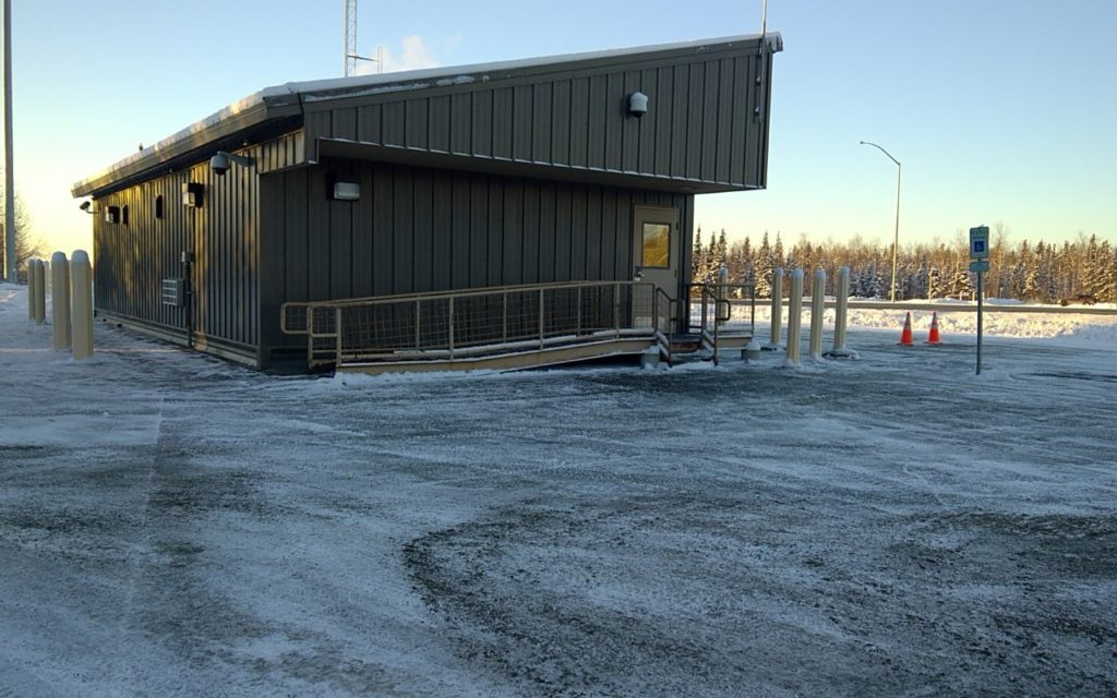 Eagle River Weigh Stations